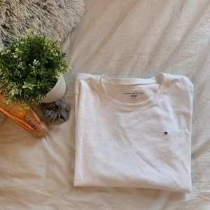 White Tommy Hilfiger Top